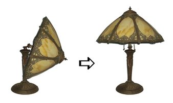 lamp restoration and lamp repair