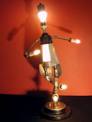 Fred Astaire Lamp