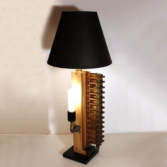 Player Piano Lamp